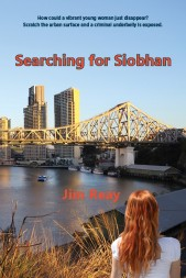 Searching for Siobhan ÔÇô Front Cover