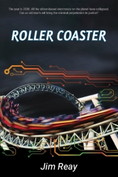 Roller Coaster – Front Cover